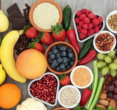 Nutritional Healthy Summer Eating